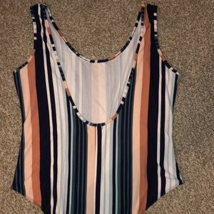 Charlotte Russe Tops - CHARLOTTE RUSSE BODYSUIT
